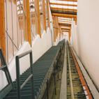 Scale in ferro ponte attrezzato, Potenza
