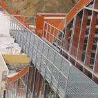 Ballatoi ponte attrezzato, Potenza